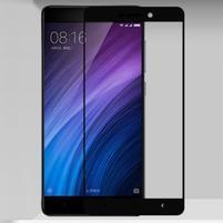 FKS celoplošné tvrdené sklo na Xiaomi Redmi 4 - čierne