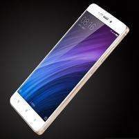 FKS celoplošné tvrdené sklo na Xiaomi Redmi 4 - biele