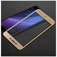 IMK celoplošné trvzené sklo na Xiaomi Redmi 4A - zlaté