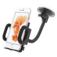 Ohebný přísavkový držák na mobil do šíře 100 mm