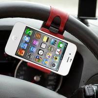 Univerzální držák mobilu na volant