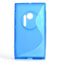 Gélové S-line puzdro pre Nokia Lumia 1020- modré
