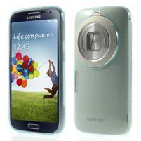 Gélové Ultraslim puzdro na Samsung Galaxy K Zoom- svetlo modré
