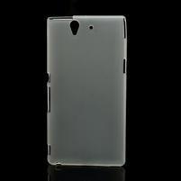 Gélové puzdro pre Sony Xperia Z L36i C6603- transparentný