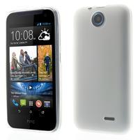 Gélové puzdro na HTC Desire 310- biele