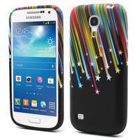 Gelové pouzdro pro Samsung Galaxy S4 mini i9190- meteor barevný