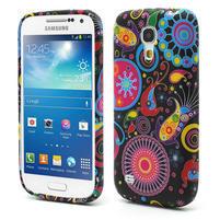 Gelové pouzdro pro Samsung Galaxy S4 mini i9190- barevné vzory