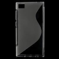 Gélové S-line puzdro pre Xiaomi Mi3- transparentný