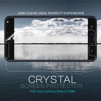 Bezotlačková číra fólia na mobil Asus Zenfone 4 Max ZC554KL