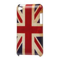 Plastové puzdro pre iPod Touch 4 - UK vlajka
