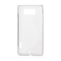 Gélové S-line puzdro pre LG Optimus L7 P700- transparentný