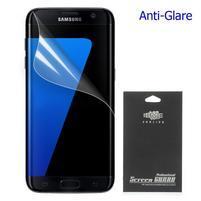 Matná fólie přes celý displej na Samsung Galaxy S7 edge