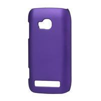 Pogumované puzdro pre Nokia Lumia 710- fialové