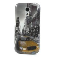 Plastové puzdro pre Samsung Galaxy S4 mini i9190- auto-street