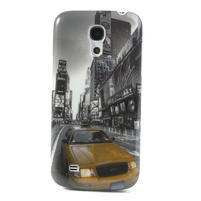Plastové pouzdro na Samsung Galaxy S4 mini i9190- auto-street
