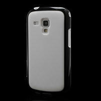 Plastogélové puzdro pre Samsung Galaxy Trend, Duos- čierné