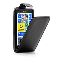 Flipové puzdro pre Nokia Lumia 625- čierné