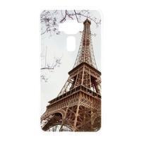 Plastový obal pre mobil Asus Zenfone 3 ZE520KL - Eiffelova veža
