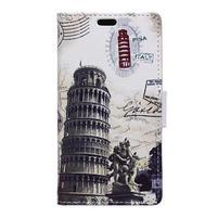Emotive peňaženkové puzdro pre BlackBerry DTEK50 - Pisa