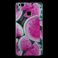 Patty gelový obal na mobil Huawei P9 Lite - melouny