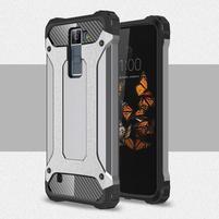 Armory odolný obal pre mobil LG K8 - sivý
