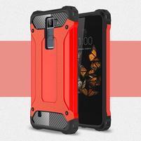 Armory odolný obal pre mobil LG K8 - červený
