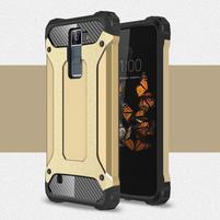 Armory odolný obal pre mobil LG K8 - zlatý
