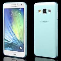 Slim obal na Samsung Galaxy A3 - modrý