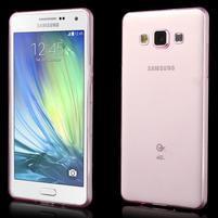 Ultra tenký obal na Samsung Galaxy A5 - rose