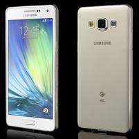 Ultra tenký obal na Samsung Galaxy A5 - šedý
