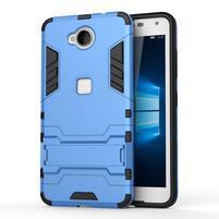Defender odolný obal pre mobil Microsoft Lumia 650 - modrý
