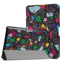 Patty zapínacie puzdro na Acer Iconia One 10 B3-A30 - abstrakt