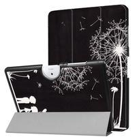 Motive PU kožené puzdro na Acer Iconia One 10 B3-A40 - púpava