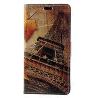 Patty peňaženkové puzdro na Asus Zenfone 4 Max ZC520KL - Eiffelka