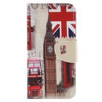Patty peňaženkové puzdro na Asus Zenfone 4 Max ZC554KL - London