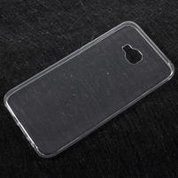 Ultratenký gélový obal na Asus Zenfone 4 Selfie Pro ZD552KL - transparentný