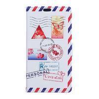 Flapy peňaženkové puzdro na Asus Zenfone Live ZB501KL - list