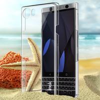 Krystalický plastový obal pre BlackBerry Keyone - priehledný