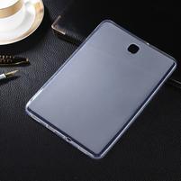 Matný gelový obal na Samsung Galaxy Tab S2 8.0 T710/ T715 - transparentný