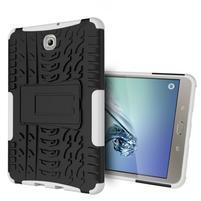 Outdoor odolný obal na tablet Samsung Galaxy Tab S2 8.0 T710/ T715 - biely