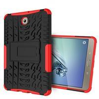 Outdoor odolný obal na tablet Samsung Galaxy Tab S2 8.0 T710/ T715 - červený