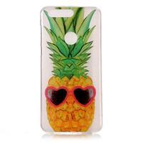 Patty gélový obal na Honor 8 - ananás