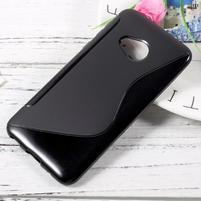 S-line gelový obal na HTC U Play - čierny
