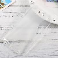 S-line gelový obal na HTC U Play - transparentný
