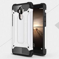 Defender odolný obal na mobil Huawei Mate 9 - bílý