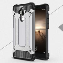 Defender odolný obal na mobil Huawei Mate 9 - šedý