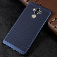 Rubbi plastový obal na Huawei Mate 9 - modrý