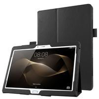 Litch dvojpolohové puzdro na tablet Huawei MediaPad M2 10.0 - čierne
