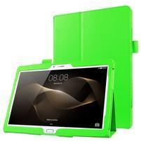 Litch dvojpolohové puzdro na tablet Huawei MediaPad M2 10.0 - zelené