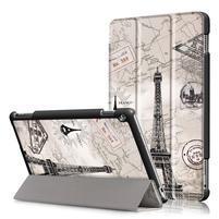 Emotive polohovatelné puzdro pre Huawei MediaPad M3 Lite 10 - Eiffelova veža